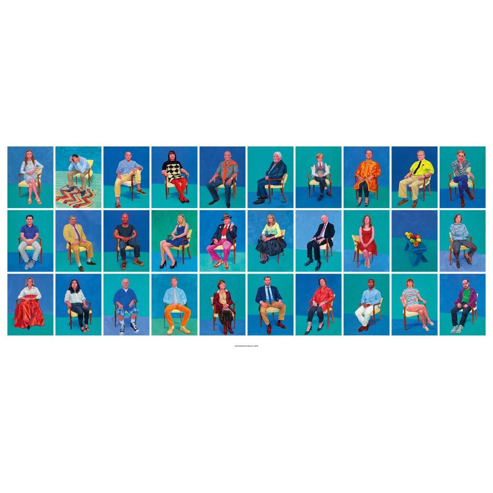 David Hockney Framed Prints - York | Pocklington Framing Services