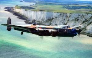 Battle of Britain Memorial Flight Lancaster PA474