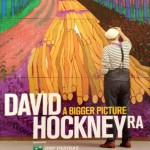 David Hockney RA - A Bigger Picture Poster
