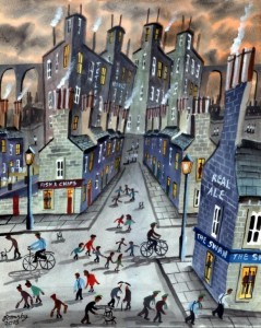 Mill Town by John Ormsby