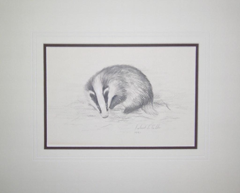 Robert E Fuller - Wildlife Artist   Pocklington Framing Services