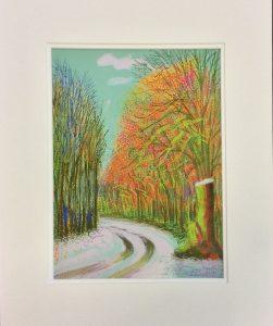 8th January 2011 - David Hockney