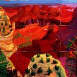 Grand Canyon by David Hockney