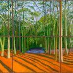 Woldgate Woods by David Hockney