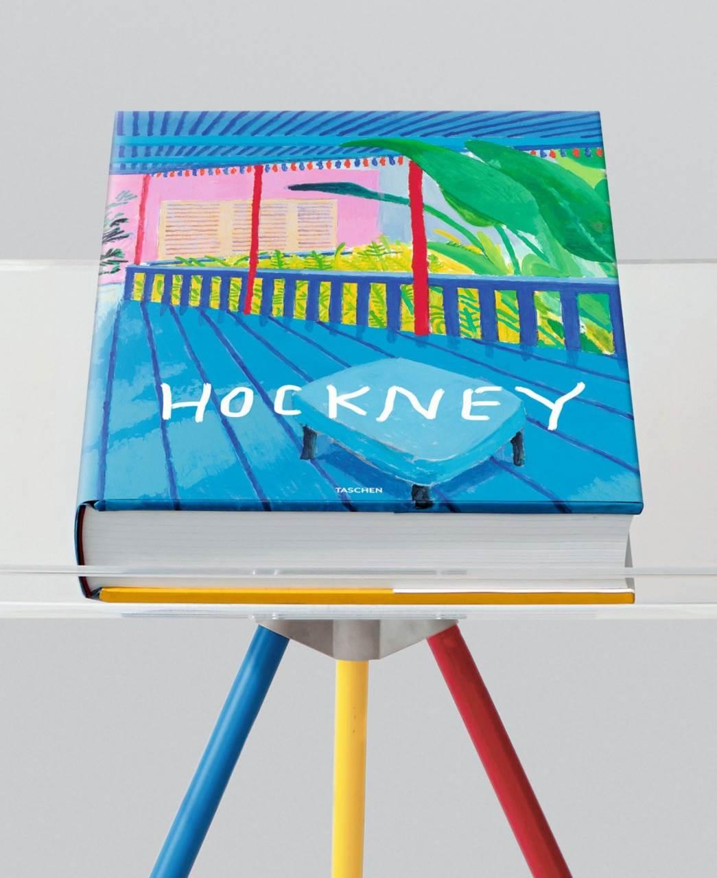 David Hockney – a Bigger Book