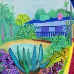 David Hockney Garden 2015