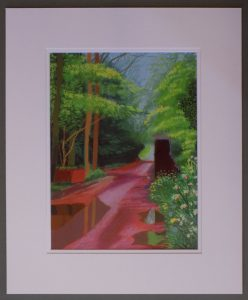 11th of May 2011 - The Arrival of Spring - by David Hockney