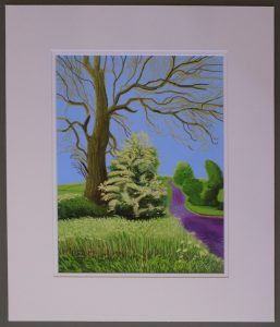 12th of May 2011 - The Arrival of Spring - by David Hockney