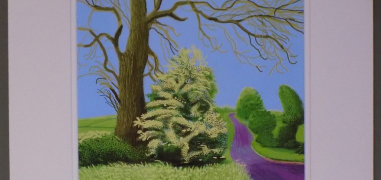 12th of May 2011 – The Arrival of Spring – by David Hockney