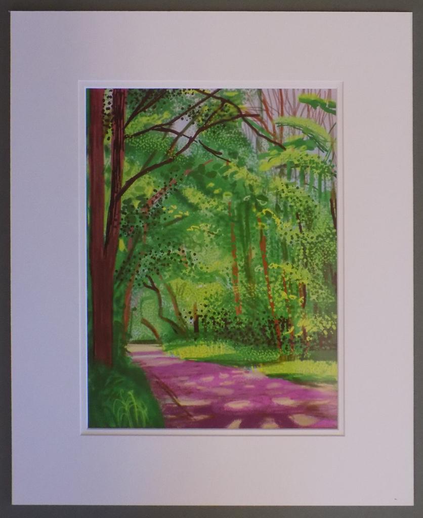 Pocklington Framing | David Hockney Prints