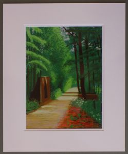 2nd of June 2011 - The Arrival of Spring - by David Hockney