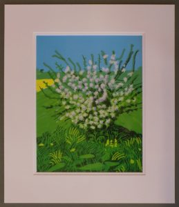 30th of April 2011 - The Arrival of Spring - by David Hockney