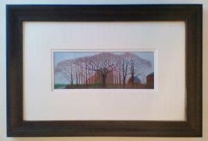 Bigger Trees near Warter by David Hockney