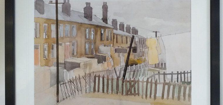 Hutton Terrace 1954