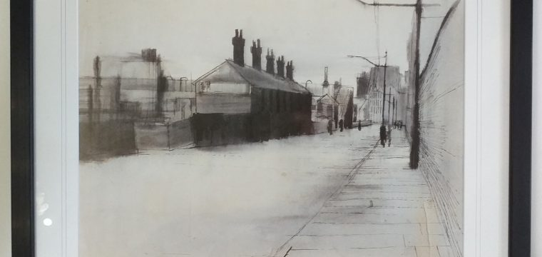 Street Scene 1954