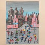 Umbrella Dance by John Ormsby