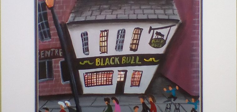 Black Bull by John Ormsby